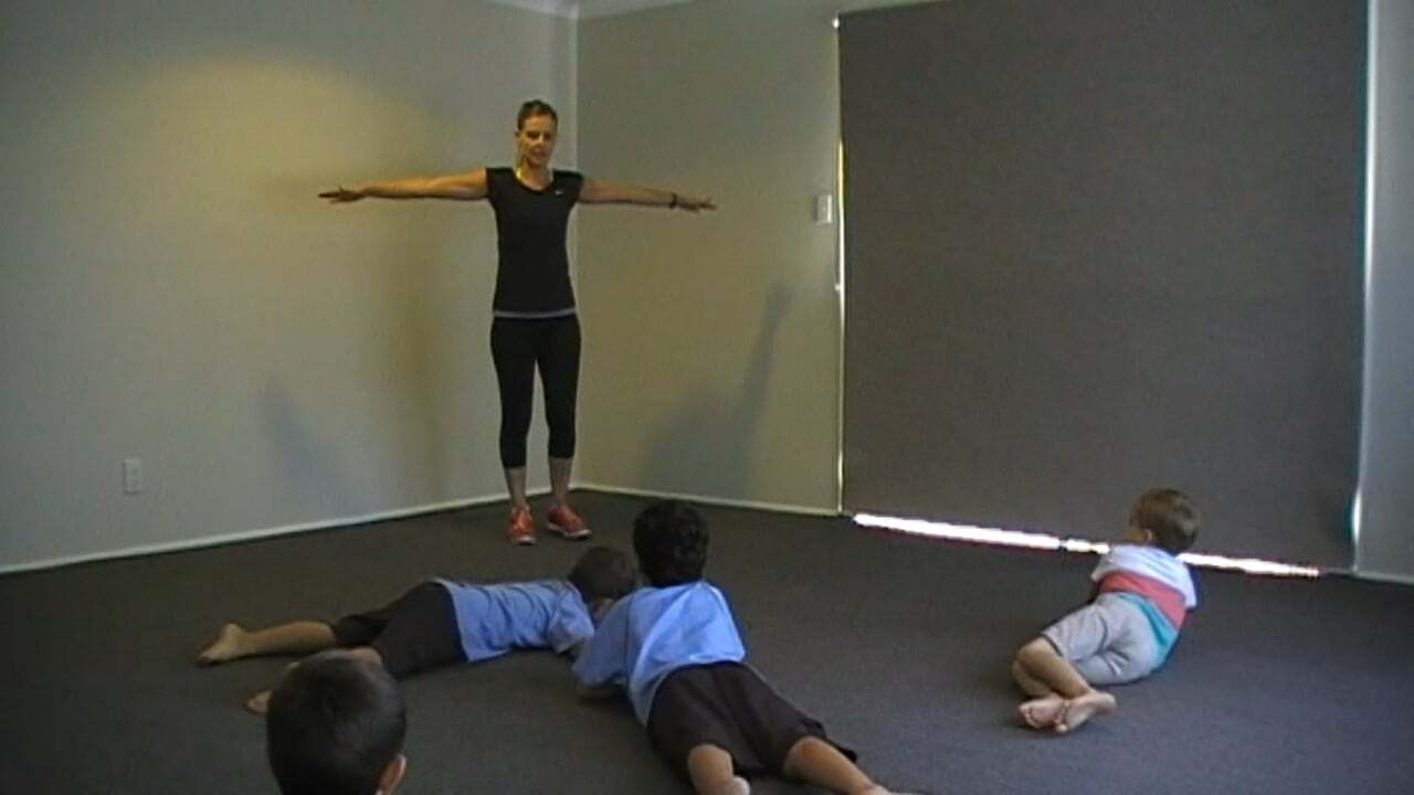 Switched-on Kids Exercise Class