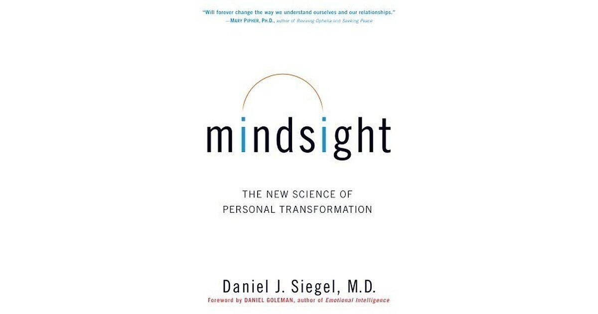 Dr Dan Siegel and the benefit of mindfulness