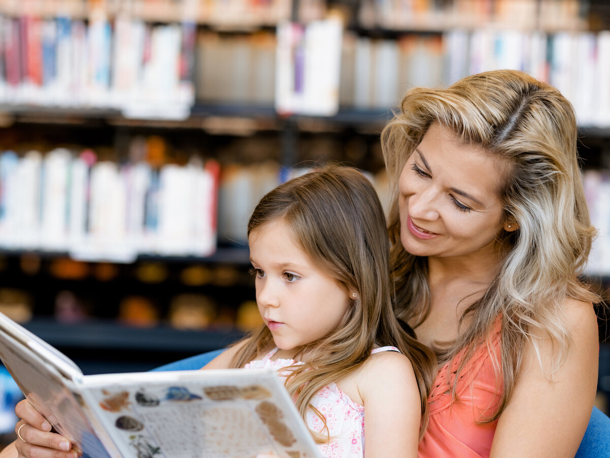 Why reading aloud to kids is so important to their development